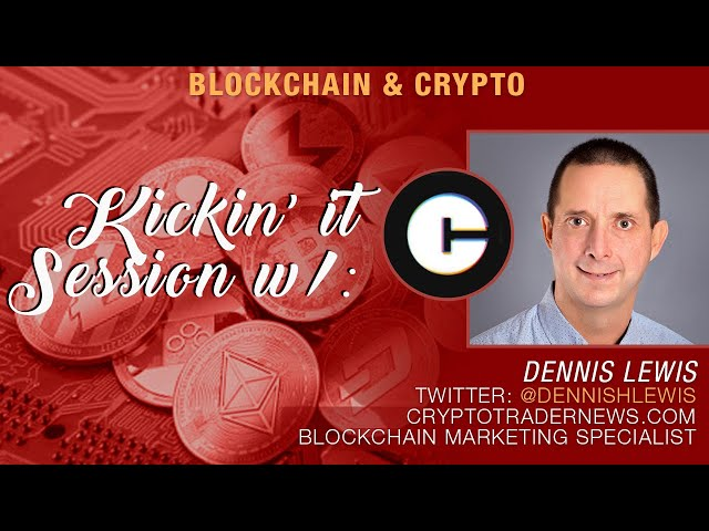 CB x Dennis Lewis Talk 'Cryptopreneurs' | ICO Game Over & What's Next | Public/Private Chains