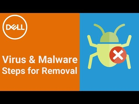 How to Remove a Virus from your Computer (Official Dell Tech Support)