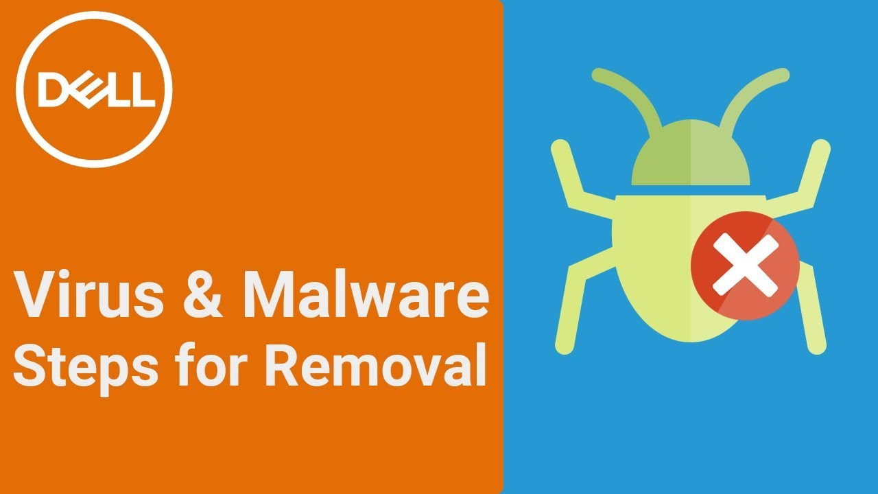Download How to Remove a Virus from your Computer (Official Dell Tech Support)