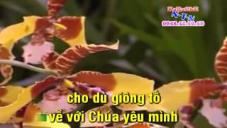 [karaoke tân nhạc] TÌNH YÊU JESUS