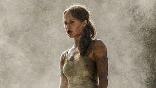 IGN LIVE PRESENTS Tomb Raider Trailer w/Alicia Vikander (Lara Croft)