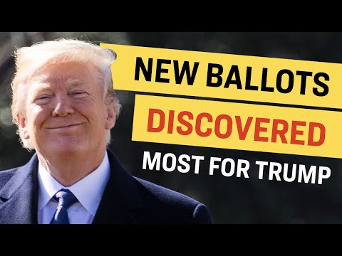 1000s of Uncounted Votes | 9K Vote Glitch for Biden | Trump Gains in Georgia | Facts Matter