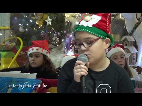 Natal com Música para os Clientes HIPER Compre Bem, Madalena Pico 2017