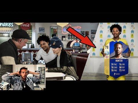 FIFA 18: HUNTER kriegt TOTS + HEFTIGES ENDE von THE JOURNEY 2 😱🔥 Wakez