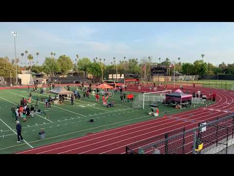 2019 Pasadena Games Track Invitational - Boys Varsity 800m Heat 1 Of 2