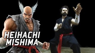 Real Life Tekken - HEIHACHI MISHIMA