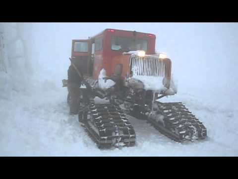 Sno cat trip up Morfee Mountain 2011.mov