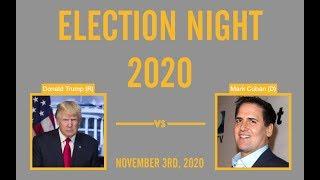 2020 Election Night | Mark Cuban Vs Donald Trump