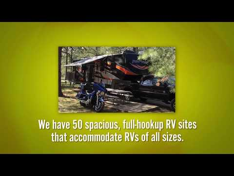RV Park and Resort in San Miguel County, NM | Cabin Rentals