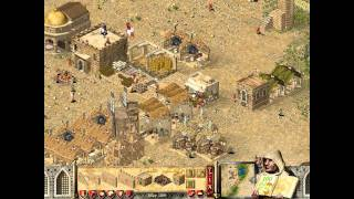 Stronghold Crusader Gameplay
