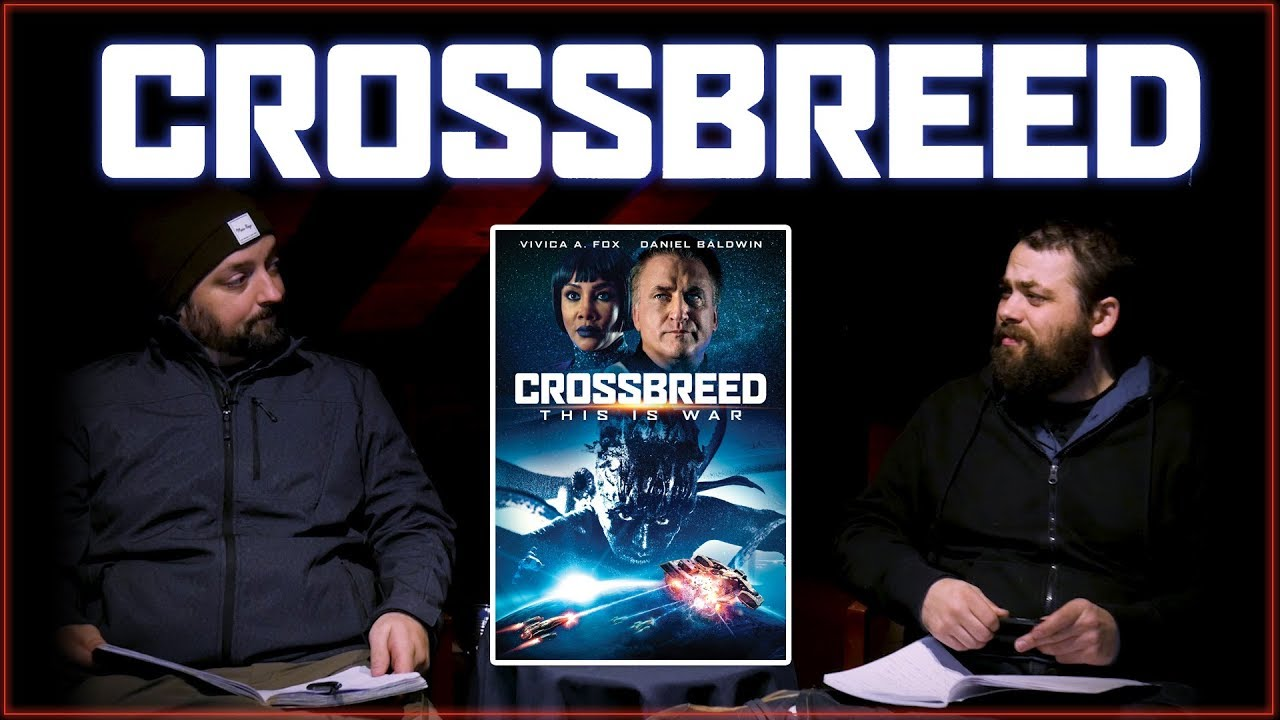 Crossbreed (2019) Sci-fi Horror Movie Review