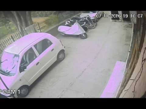 Laptop Thief In Nehru Nagar Delhi