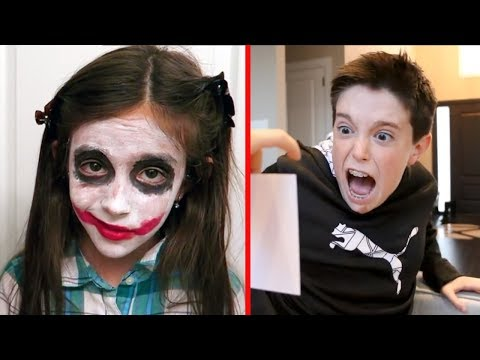 BEST HALLOWEEN MOMENTS CAUGHT ON CAMERA - Eh Bee Family