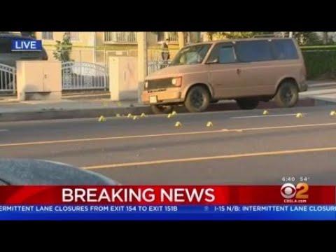 Man Shot To Death In Pomona