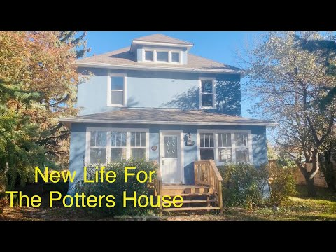What happened to the Potters House?? A new chapter!