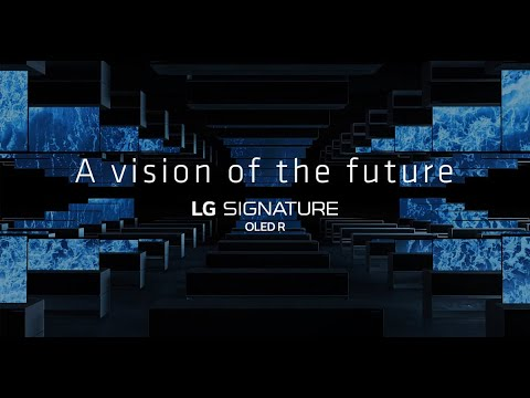 [LG at CES2021] LG LG Rollable OLED – eXtended Reality