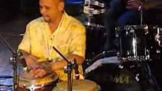 back stick conga solo - Francisco Buckley G.