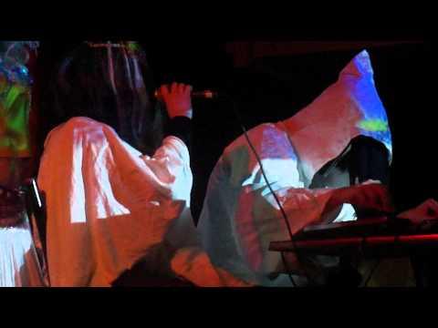 Mater Suspiria Vision live @ Paradox Tilburg #incubated | 2011-01-06