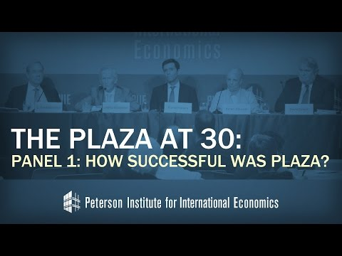 The Plaza at 30: Panel 1: How Successful Was Plaza?