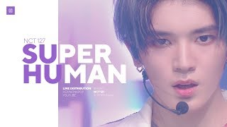 Download lagu NCT 127 - Superhuman Line Distribution (Color Coded)