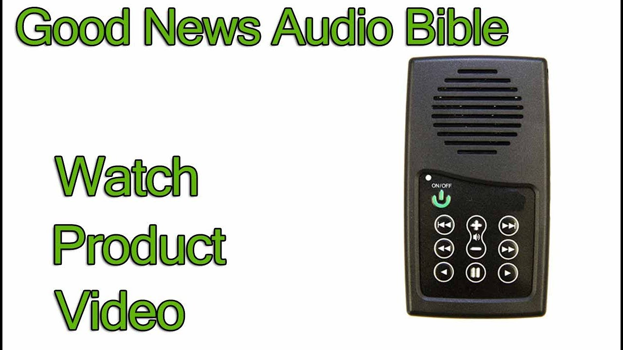 Free Continuous Audio Bible Online - #GolfClub
