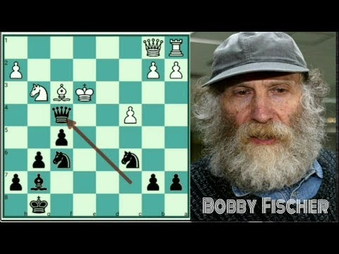 QUEEN for the KING - Bobby Fischer's Memorable Game