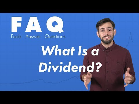 What is a Dividend and are High Yield Dividend Stocks Actually Good?