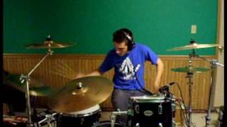 All Downhill From Here - New Found Glory (Drum Cover)