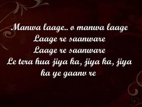 Manwa laage Full song HD lyrics | Happy New Year