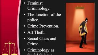 Research proposal topics in criminal justice