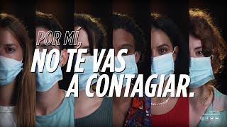 #PorMíNoTeVasAContagiar | Campaña prevención COVID-19 | LaJoven
