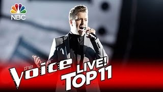 "The Voice 2016 Billy Gilman - Top 11: ""All I Ask"""