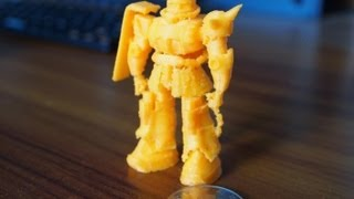 GUNDAM ZAKU l'IMPRESSION 3D MINI CNC POUR IMPRIMANTE 3D avec 0,3 mm EXTRUDEUSE