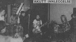 Akutt Innleggelse - De Døde Vakner (hardcore punk Norway)