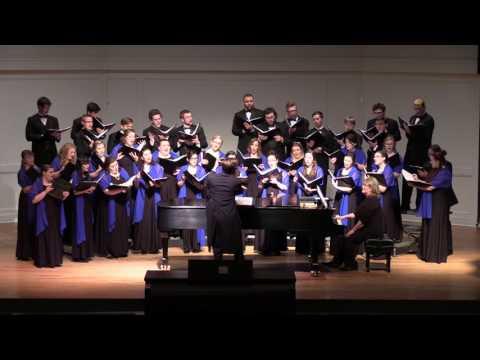 El Desembre Congelat - 2017 Lycoming College Tour Choir Homecoming Concert