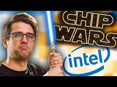INTEL STRIKES BACK!