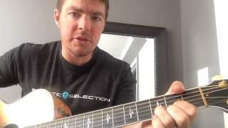Touch the Sky - Hillsong (Beginner Guitar Lesson) - Matt McCoy