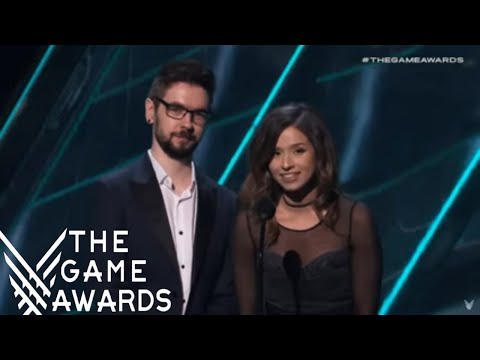 Jacksepticeye At the Game Awards 2018 - Red Dead Redemption 2 Best Narrative