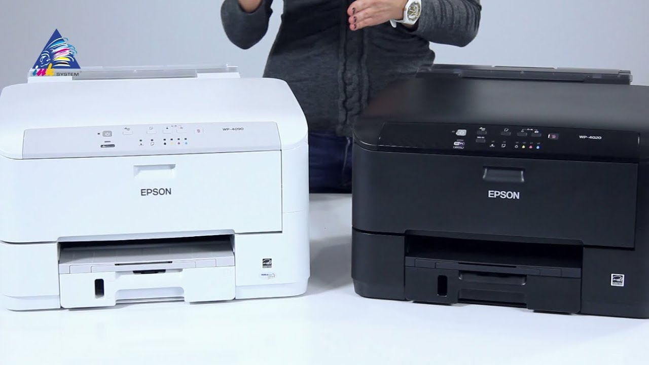 Epson WorkForce Pro WP-4090 Printer Drivers for Windows