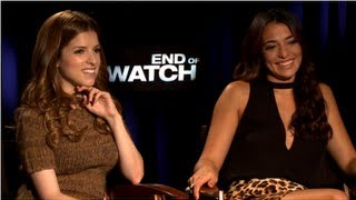 Anna Kendrick and Natalie Martinez Talk First Dates With Jake Gyllenhaal and Michael Peña