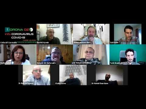 Bilan 2020: Actions et réalisations du collectif CoronaDZ