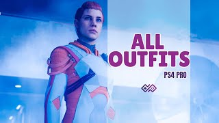 CONTROL [All Outfits] Main Game, Foundation DLC, AWE DLC, Expeditions, Pre-Order Bonuses [PS4 PRO]
