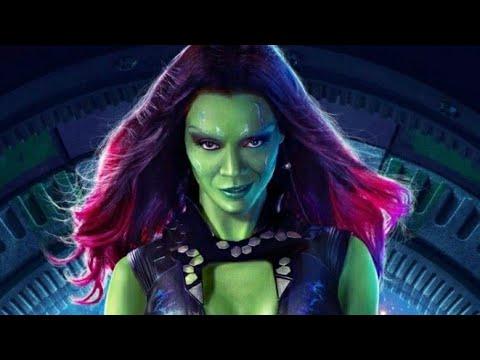 Infinity War/La muerte de Gamora  ✖️