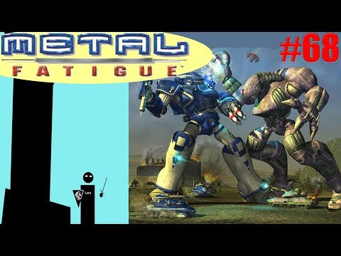 Let's Play Metal Fatigue #68 -Neuropa- Underground swarm  