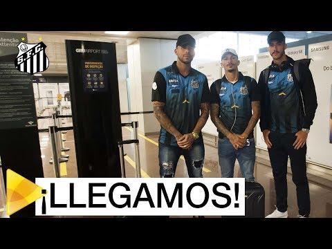 LIBERTADORES 2018: os BASTIDORES da chegada a Lima