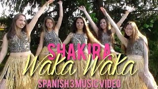 Waka Waka Music Video - Spanish 3 Final Project