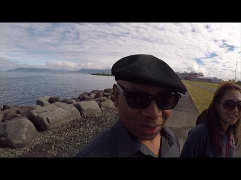 Freezin' In Reykjavik Iceland In July - Vlog 025