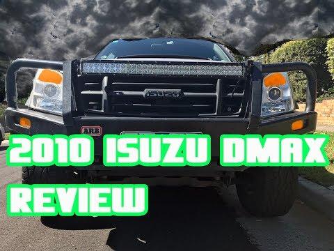 2010 Isuzu Dmax - 6 Month Review