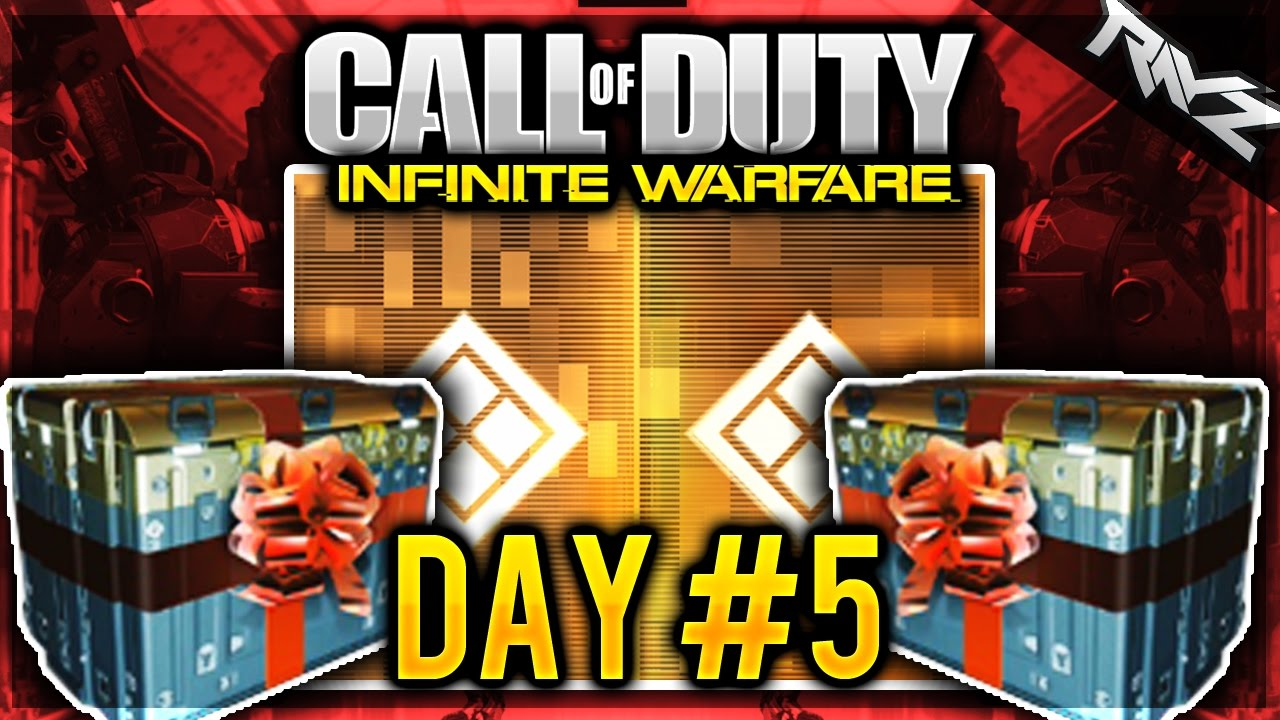 Infinite Warfare: 5TH FREE RARE GIFT! 12 Days of Christmas Day #5 ...
