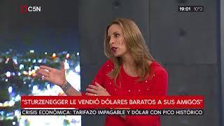 crisis económica entrevista a myriam bregman